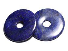 Pendentif Pierre semi précieuse - Lapis Lazuli Grand Donut Pi 60mm - 45585500913