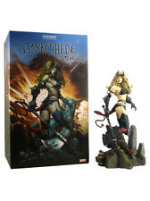 Sideshow Collectibles Darkchilde Comiquette Statue Marvel Sample New In Box