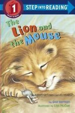 The Lion and the Mouse (Step-Into-Reading, Step 1)-ExLibrary