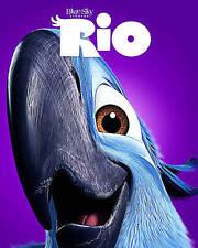 Disney Fox Blue Sky BlueSky Rio (Blu-ray/DVD, 2014, 2-Disc Set)