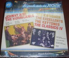 """JOHNNY AND THE HURRICANES KINGSMEN KEYTONES """"La Grande Storia del ROCK (49)"""" LP"""