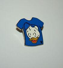 Walt Disney Dewey Donald Duck Collectors Estate Pin 2004 Bow