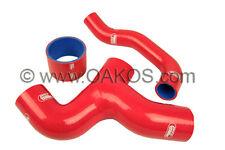 Samco Intercooler Hose Kit (Set/3), RED for 2002-2005 Subaru Impreza WRX  TCS168
