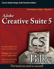 USED (VG) Adobe Creative Suite 5 Bible by Ted Padova