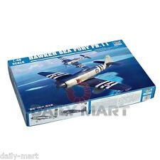Trumpeter 1/48 02844 Hawker Sea Fury FB.11 Model Kit