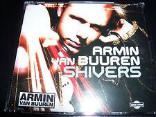 Armin Van Buuren Shivers Australian Remixes CD Single