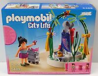 PLAYMOBIL 5489 City Life - Dekorateurin mit LED-Podest - NEU NEW OVP