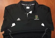 Adidas Brown University Bears Basketball Ivy League Climalite Polo Shirt XL