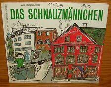 Bilderbuch Das Schnauzmännchen Atlantis 1970