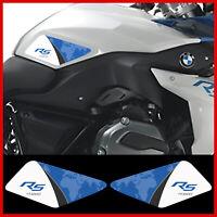 protezione serbatoio adesivo laterale adesivi per moto bmw R 1200 RS 3D resinato
