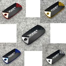Oil Brake Reservoir Cap Cover Fit For Honda CBR600RR 2003-2006 2004 2005 Black