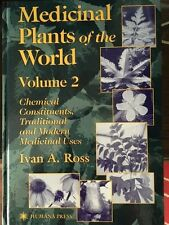 Medicinal Plants of the world, Volume 2, ISBN0896038777