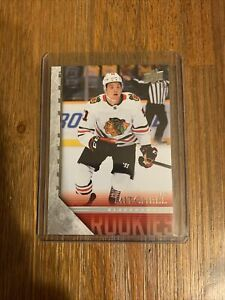 2020-21 UD Extended Series 05-06 Tribute Young Guns #T-77 Ian Mitchell RC