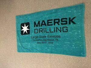 Maersk Drilling Beach Towel