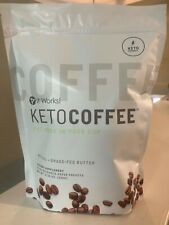 IT WORKS Keto Coffee Carb Management  NEW SEALED Package - 15 Single Serve Packs