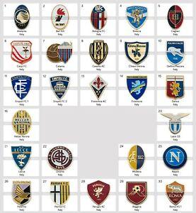 Badge Pin: Italian football clubs Italy pins Part 1