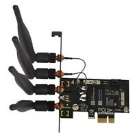 BCM94360CD/BCM94331CD to PCI-e 1X Adapter for hackintosh and PC