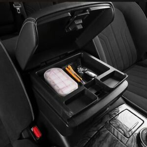 Heighten Extension Central Armrest For Nissan Patrol Y62 Armada Accessorie 2013+