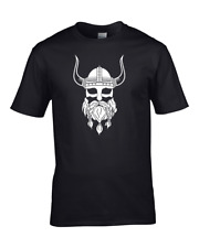 VIKING SILHOUETTE- US History Series inspired Men's Tshirt From FatCuckoo