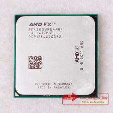 AMD FX-Series FX-4300 Socket AM3+ CPU Quad-Core FD4300WMW4MHK 3.8 GHz 4 MB