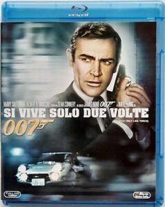 Blu-Ray 007 - Si Vive Solo Due Fois Avec Sean Connery 1967 Usagé
