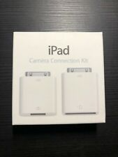APPLE iPAD CAMERA CONNECTION KIT  MC531ZM/A MODEL A1362 A1358