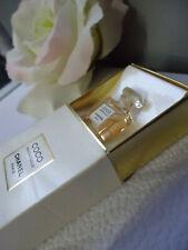 CHANEL Coco Mademoiselle Parfum 1.5ml Micro Miniature Scale Model Mint in Box