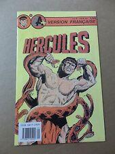HERCULES #2 FRENCH COMIC A+  Sam Glanzman Dennis O'Neil B&W