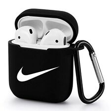 New Silicon Checkmark Airpod 1&2 Case With Clip