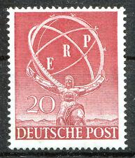 Berlin 71 postfrisch Marshallplan 1950 Michel 100,00 Euro MNH