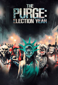 The Purge: Election Year [New DVD]