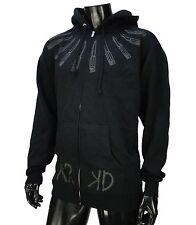 Nife'S Up Logo Black Hoodie Mens size Xlarge