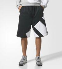 ADIDAS Originals Mens EQT PDX Shorts Black White