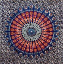 India Wall Tapestry Hanging Tapestry Home Décor Hippie Mandala Wall Blanket