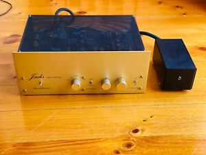 Jadis  DP-60 H-End Preamp great MM  Phono Seperate Power Supply Made in France