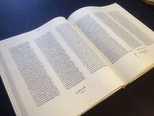 Codex Vaticanus New Testament Facsimile