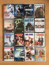 16x DVD Bundle Cert 12 - 15 Mix Action Comedy Thriller Rom Com Movie Night