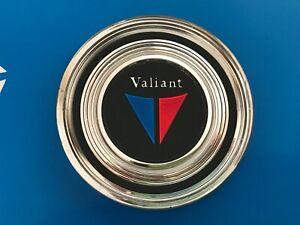 NEW Chrysler Valiant S Series AP5 AP6 Steering Wheel Centre Horn Emblem Plymouth