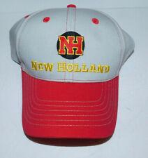 NEAT NEW HOLLAND FARM EQUIPMENT FARMERS CAP OR HAT
