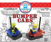 Exclusive Brick Loot Build Bumper Cars – 100% LEGO Bricks Set Kit Model