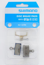 Shimano G01S Resin Brake Pads Set for XTR XT SLX ALFINE BR-M985/M666/M785/S700