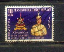 Malaysia Malaya 1961 Installation of  Sultan Selangor C