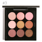 HOT 9 Colors Eye Shadow Makeup Cosmetic Shimmer Matte Eyeshadow Palette Set GIFT