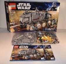 Lego Star Wars Clone Turbo Tank #8098 (Box+Figs+Book) 100% Complete