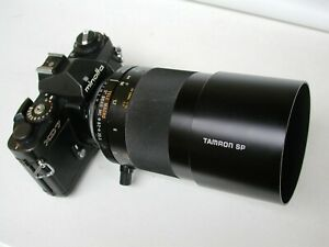 Tamron SP 500mm f/8 Tele macro for Minolta, Canon, Leica, Contax, with case and