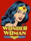 Wonder Woman Lynda Carter TV Series 1970's Sticker or Magnet