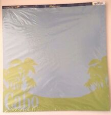 4 Sheets 12x12 Scrapbook Paper Reminisce Cabo San Lucas Mexico 2 Sided PSP-013