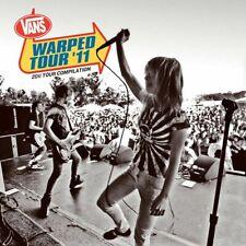 Vans: 2011 Warped Tour Compilation [New & Sealed] Digipack 2 CDs