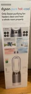 Dyson HP04 Pure Cool Air Purifier & Fan (Tower) - White/Silver Brand new in box