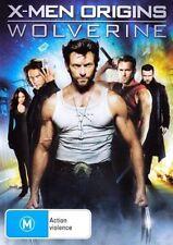 X-men Origins Wolverine DVD Hugh Jackman R4 Australia